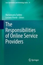 New Civic Responsibilities for Online Service Providers