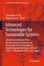 Advanced Technologies for Sustainable Systems