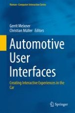 Retrospective and Future Automotive Infotainment Systems—100 Years of User Interface Evolution