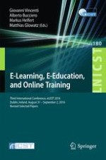 A Social Metric Approach to E-Learning Evaluation in Education