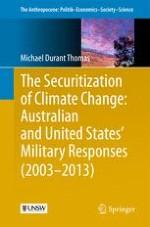 The Strategic Dissonance of Australia's Climate Security Response