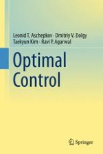 The Subject of Optimal Control