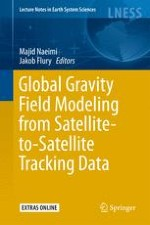 Parameter Estimation for Satellite Gravity Field Modeling