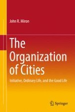 The State, Decentralization and Entitlement, and the Organization of Cities