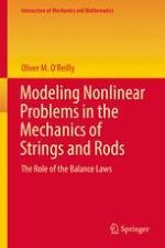 Mechanics of a String