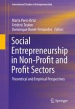 Social Entrepreneurship in Non-profit and Profit Activities. Theoretical and Empirical Landscape: An Overview