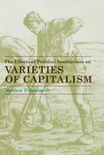 Political Institutions and Varieties of Capitalism