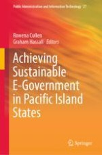 E-Government in Pacific Island Countries
