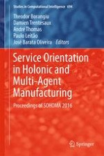Digital Transformation in Service and Computing Oriented Manufacturing