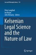 Introduction: Kelsen, Legal Science and Positive Law