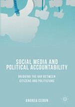 Social Media, Political Institutions and the Principal–Agent Dilemma