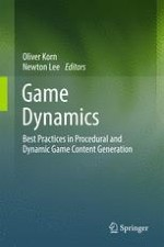 A Very Short History of Dynamic and Procedural Content Generation