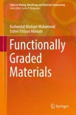 Introduction to Functionally Graded Materials
