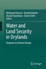A Study of Water Stress on Olive Growing Under the Effect of Climate Change in South East of Tunisia