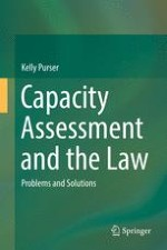 The Challenges Presented by the Assessment of Legal Capacity