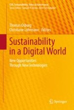 Sustainability in a Digital World Needs Trust