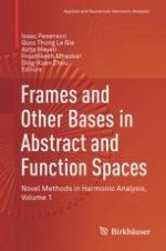 Frames: Theory and Practice