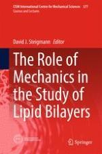 Mechanics and Physics of Lipid Bilayers