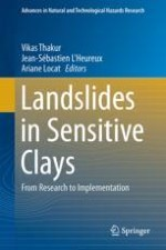 Landslide in Sensitive Clays – From Research to Implementation