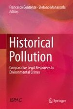 Preventing and Sanctioning Historical Pollution Beyond Criminal Law: An Introduction