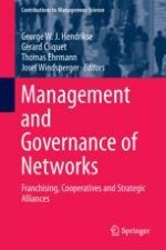 Management and Governance of Networks: An Introduction