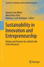 The Route Towards Sustainable Innovation and Entrepreneurship: An Overview