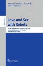 Why Not Marry a Robot?