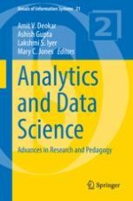 Exploring the Analytics Frontiers Through Research and Pedagogy