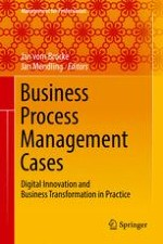 Frameworks for Business Process Management: A Taxonomy for Business Process Management Cases