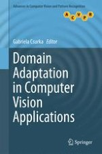 A Comprehensive Survey on Domain Adaptation for Visual Applications