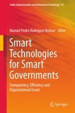 Smart Technologies for Smart Governments: A Review of Technological Tools in Smart Cities
