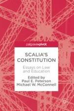 Scalia's Dilemmas as a Conservative Jurist