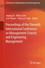 Advancement of Computing Methodology, Data Analysis, Enterprise Operation Management and Decision Support System Based on the Eleventh ICMSEM Proceedings