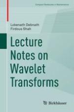 The Wavelet Transforms | springerprofessional de