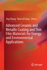 Overview of Advanced Ceramic and Metallic Coating for Energy and Environmental Applications