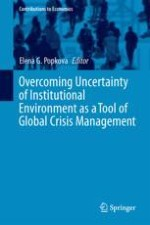 Reorganization of Entrepreneurial Structures Within Global Crisis Management: Problems and Perspectives