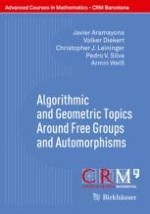 An Automata-Theoretic Approach to the Study of Fixed Points of Endomorphisms