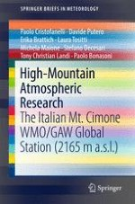 "The ""O. Vittori"" Observatory at Mt. Cimone: A ""Lighthouse"" for the Mediterranean Troposphere"