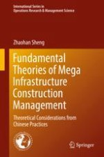 A Basic Definition of Mega Infrastructure Construction