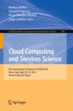 Supporting Users in Data Outsourcing and Protection in the Cloud