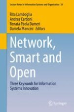Business Information Systems in a Networked, Smart and Open Environment