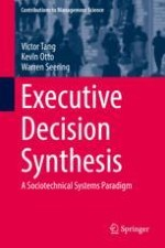 Introducing Executive-Management Decisions