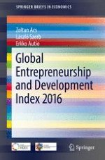 Introduction to the Global Entrepreneurship Index