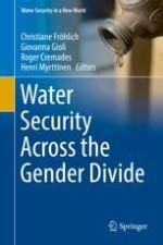 Bridging Troubled Waters: Water Security Across the Gender Divide