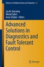 Diagnosis and Fault-Tolerant Control of Critical Infrastructures