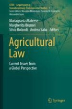 Agricultural Law from a Global Perspective: An Introduction