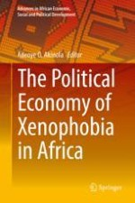 Introduction: Understanding Xenophobia in Africa