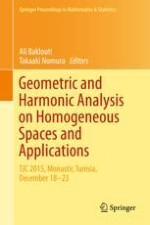 Geometric and Harmonic Analysis on Homogeneous Spaces and