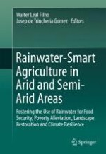 Preface: Rainwater-Smart Agriculture in Arid and Semi-arid Areas