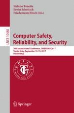 Model-Based Safety Analysis for Vehicle Guidance Systems